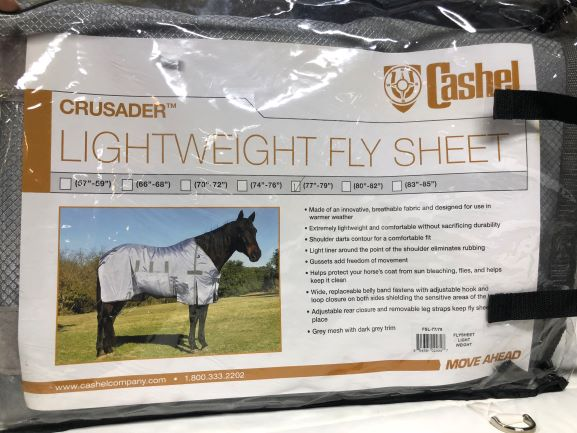 Cashel Lightweight Fly Sheet