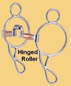 SS Wonder Hinged Roller