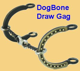 Connie Coombs Dogbone Draw Gag