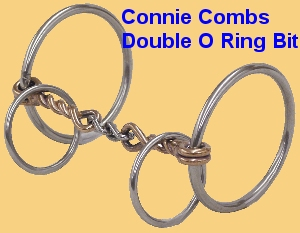 Connie Coombs Double O Ring
