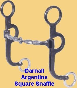 Darnall Argentine Square Twist