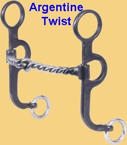 Darnall Argentine Iron Twist