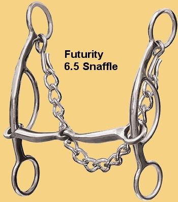 Futurity 6.5 Snaffle