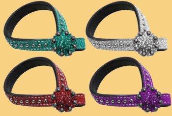 Glitter Tie Down Keeper