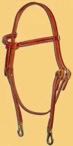 Knotted Training Headstall
