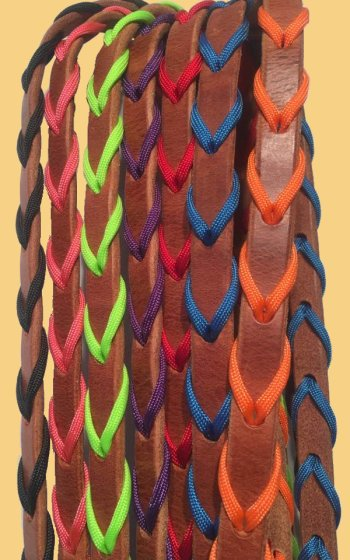 leathercolorlacereins