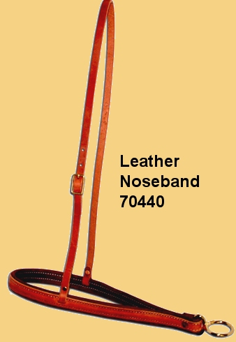 Leather Noseband