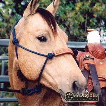 Martin Saddlery Nylon Rope Halter