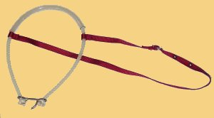 Nylon Rope Noseband