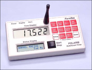Polaris Electronic Timer
