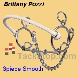 Pozzi 3 Piece Smooth Noseband