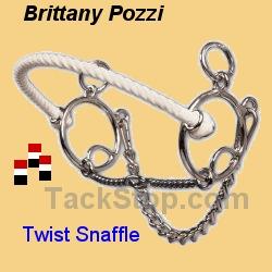 Pozzi Combo Twist Snaffle