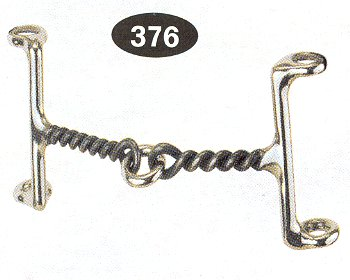 Cristy Gag With Twisted Wire and Ring