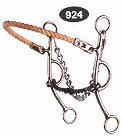 Brown Futurity Sweet Iron Snaffle