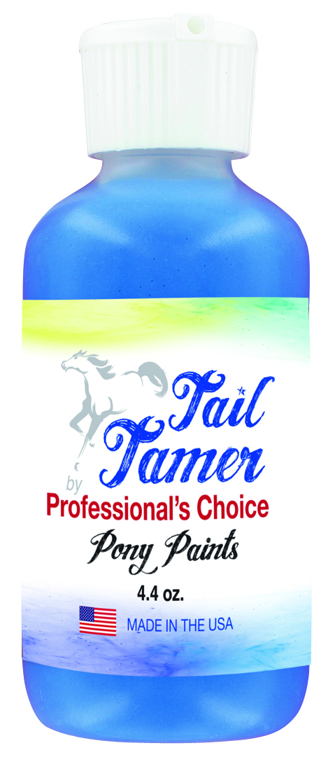 Pony Paints by Tail Tamer