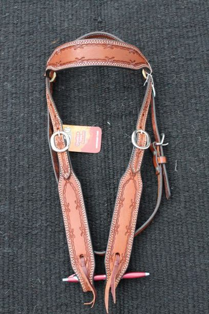 Barbwire Headstall