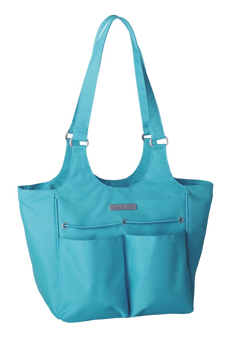 Ariat Turquoise Tote Bag