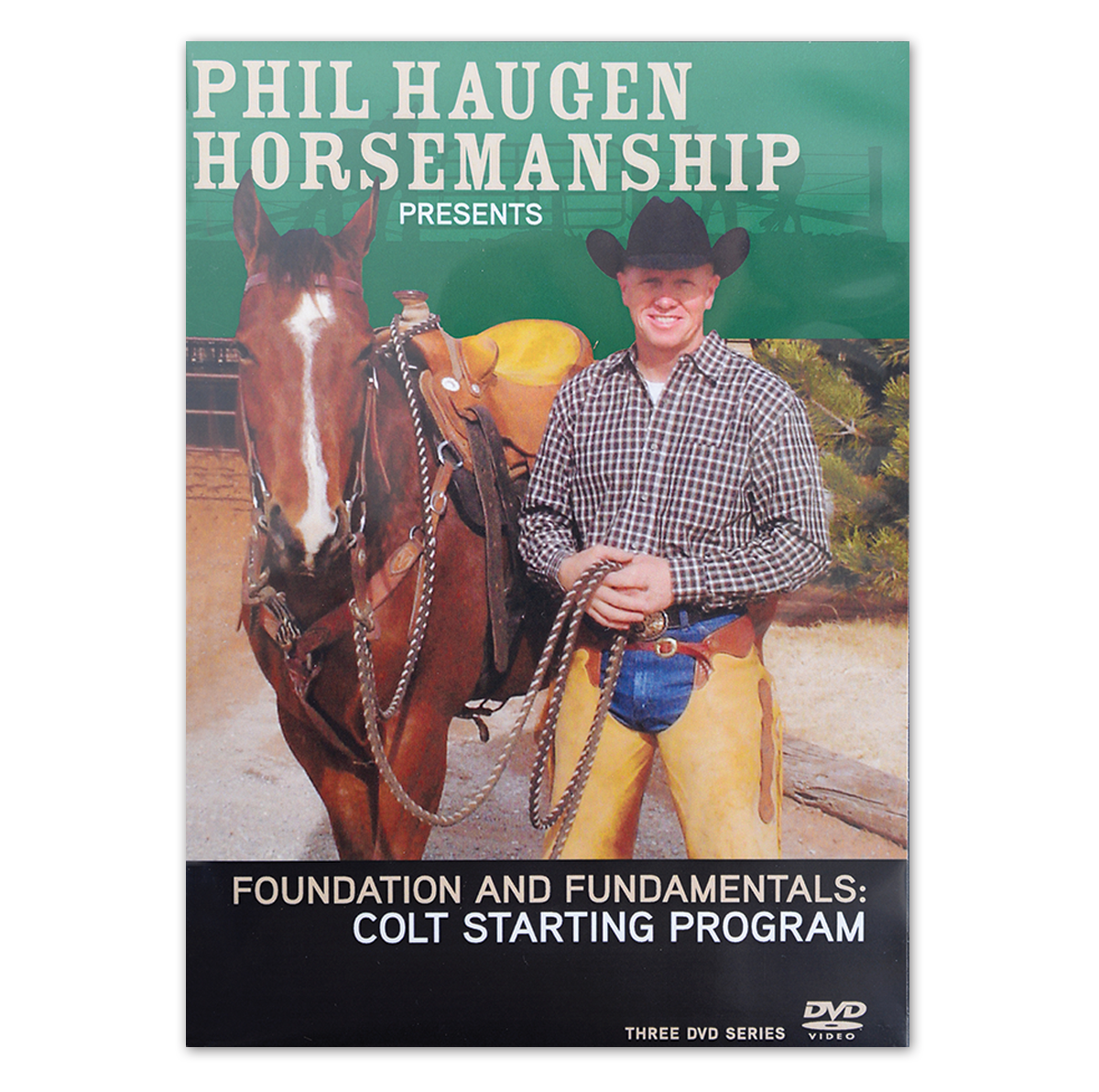 Phil Haugen Foundation and Fundamentals DVD Series