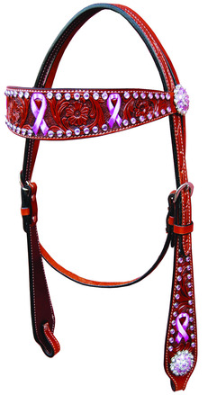 Passion Pink Headstall
