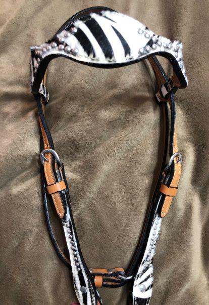 zebra hs browband