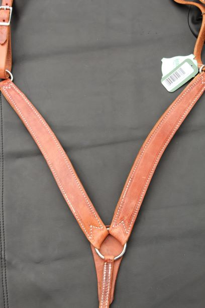 Leather Breastcollar