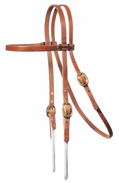 Easy Change Rope Cheek Headstall