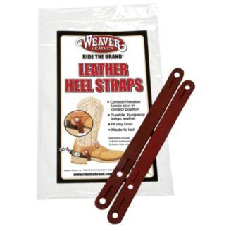 Leather Heel Straps