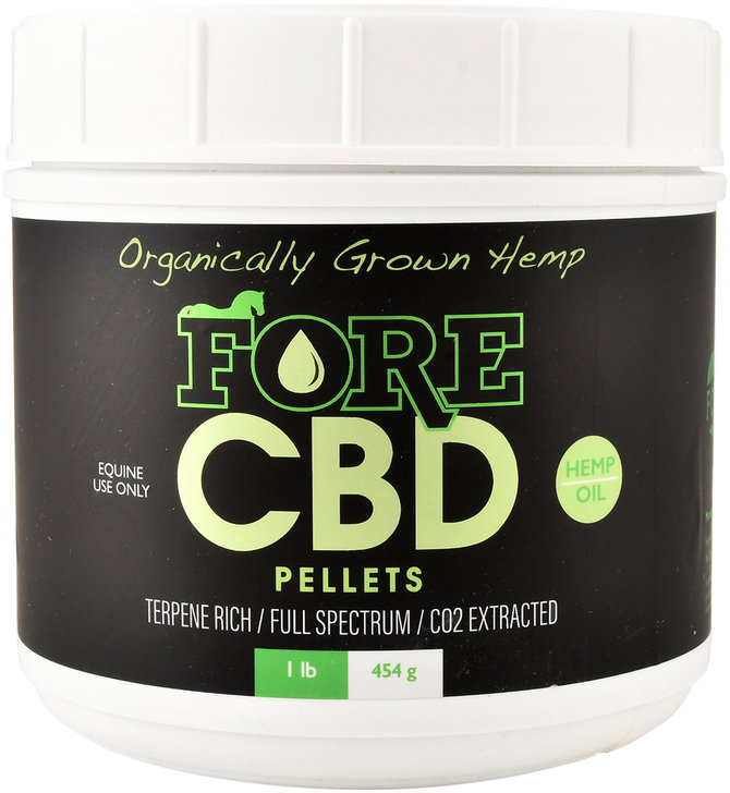 ForeCBD Pellets – 1 lb