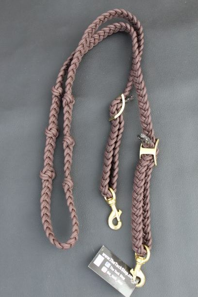 The Tack Stop Reins – Brown