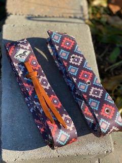 WhinneyWear Autumn Aztec Cinch Set
