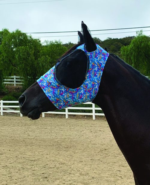 Comfort-Fit Fly Mask